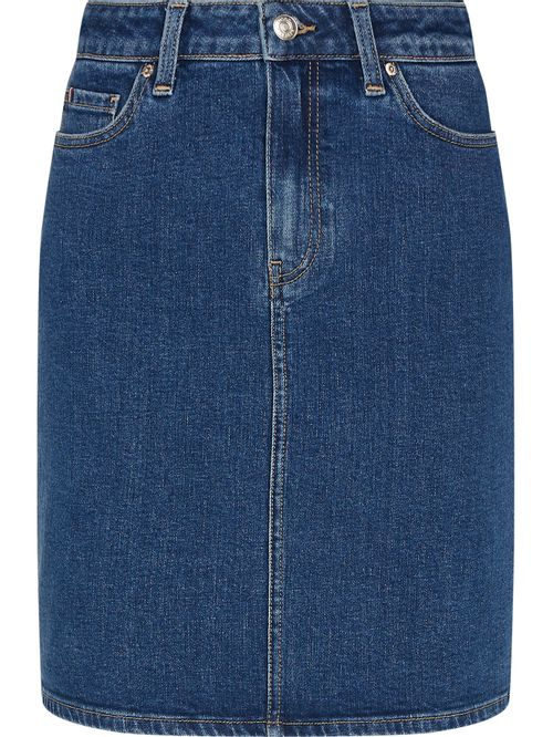Falda de dama corte mini