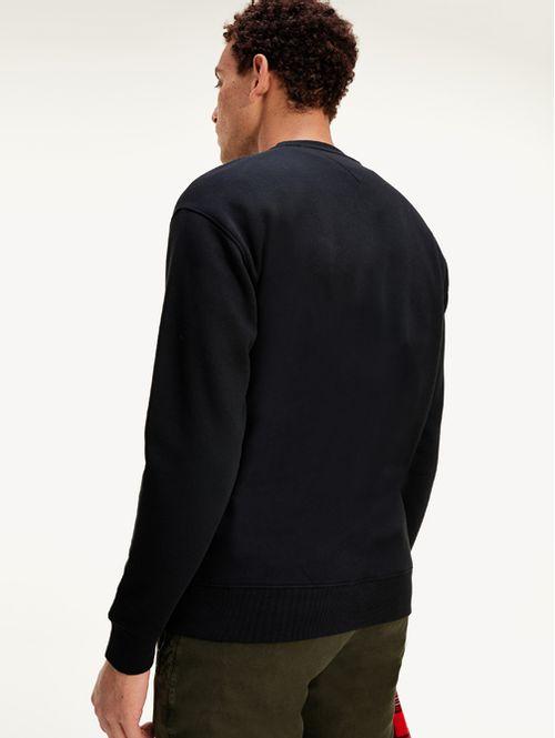 Jersey Classics de felpa con cuello redondo
