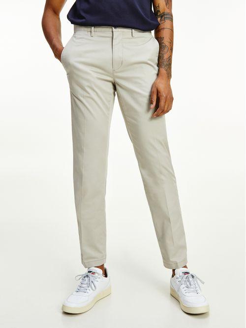 Pantalón chino Denton TH Flex de corte recto
