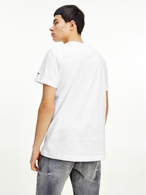Camiseta de corte slim con cuello alto